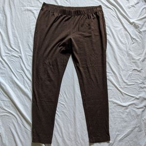 New - Maurices Brown Leggings